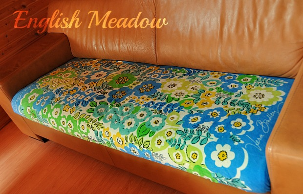 English Meadow towel111