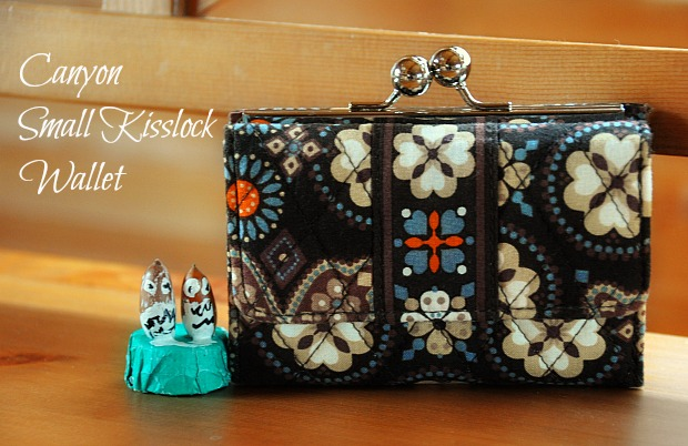 Small Kisslock Wallet66