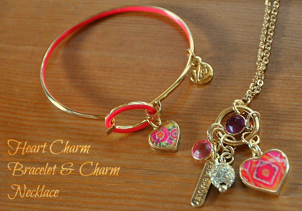 Charm Necklacebracelet3321