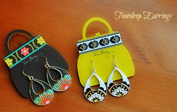 Teardrop Earringsflowershower21