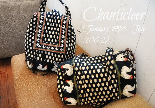 Chanticleer  mint111