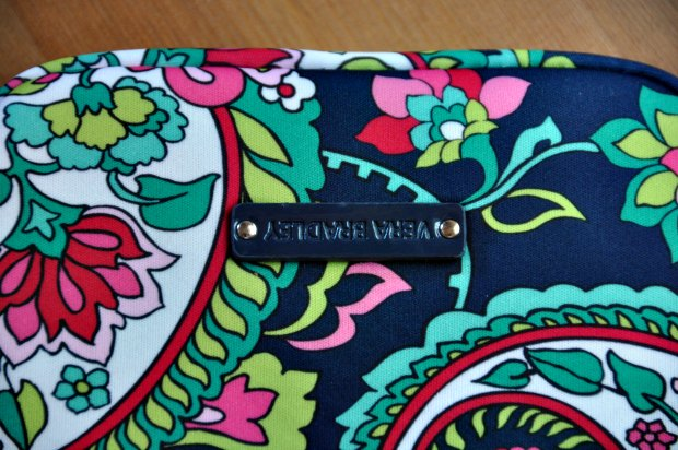 11Neoprene Medium Tablet Sleeve in Petal Paisley11