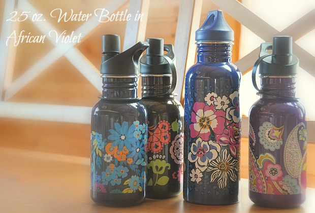 25 oz. Water Bottle in African Violeto0783211