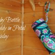 Baby Bottle Caddy in Petal Paisley123