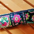 On a Roll Case 2201Petal Paisley
