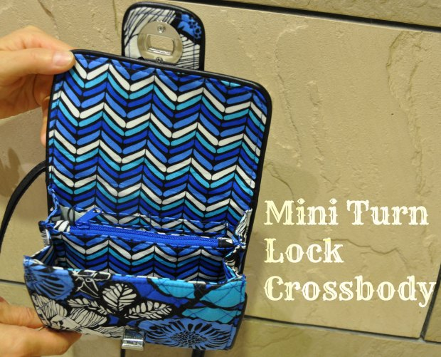Mini Turn Lock Crossbody 098211