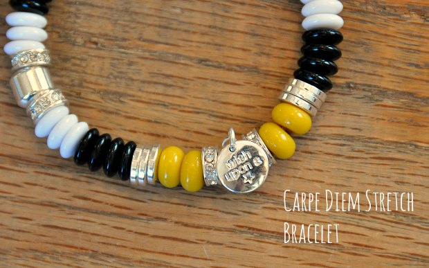 Carpe Diem Stretch Bracelet20049