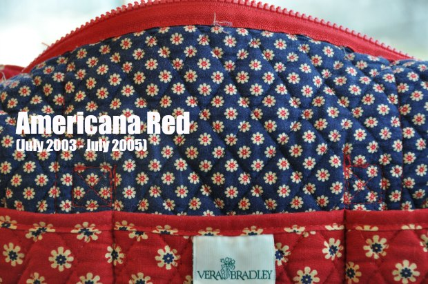 Americana Red  (July 2003 - July 200111560