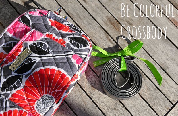 Be Colorful Crossbody0816