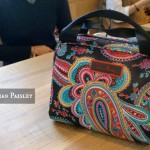 Parisian PaisleyのLighten Up Lunch Cooler Bagがとても可愛かった