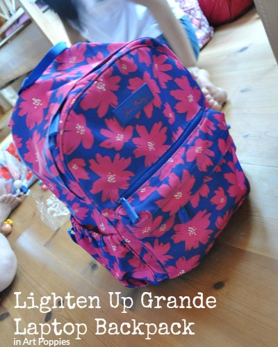 Lighten Up Grande Laptop 560